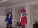 Kostümausgabe